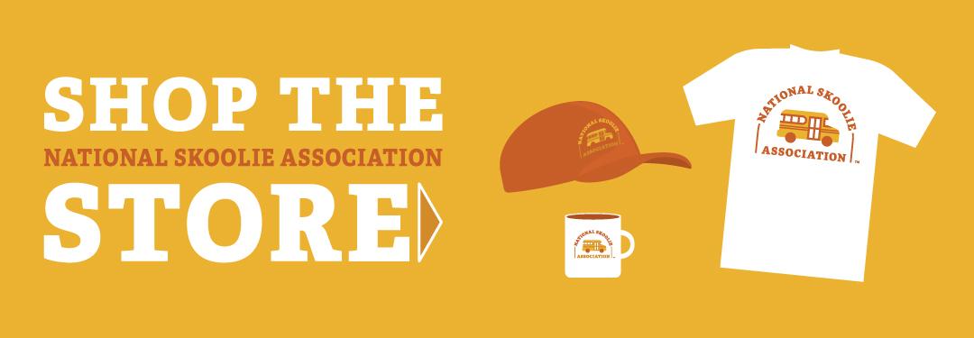 Skoolie Stickers - National Skoolie Association